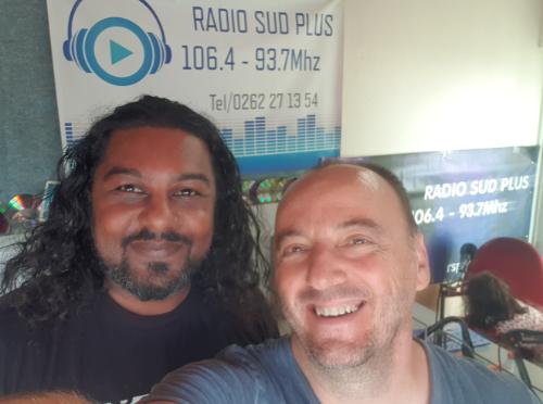 Mon invité dans l'émission du 27 decembre sur Radio Sud Plus